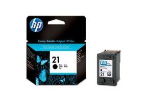 HP BLACK N.21 C9351A